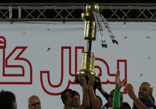 الاحتلال الإسرائيلي يمنع إقامة مباراة نهائي كأس فلسطين