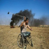 استشهاد 5 فلسطينيين  برصاص الاحتلال الإسرائيلي على حدود غزة