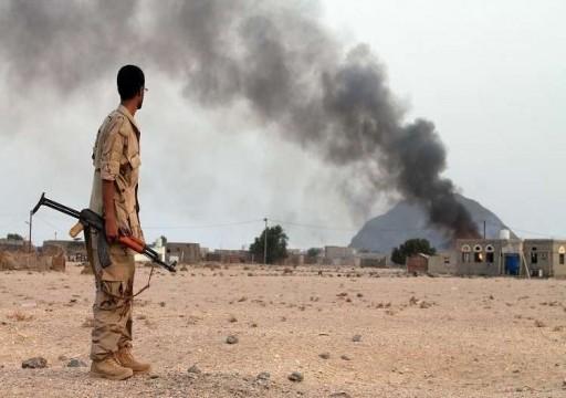 58 قتيلاً في مواجهات وغارات جوية بالحديدة غربي اليمن