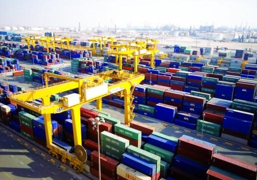 85 مليار درهم قيمة التجارة غير النفطية بين الإمارات والسعودية في 2018