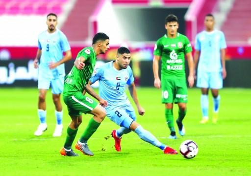 مساء اليوم.. دبا يستضيف شباب الأهلي في المرحلة الثانية من الدوري