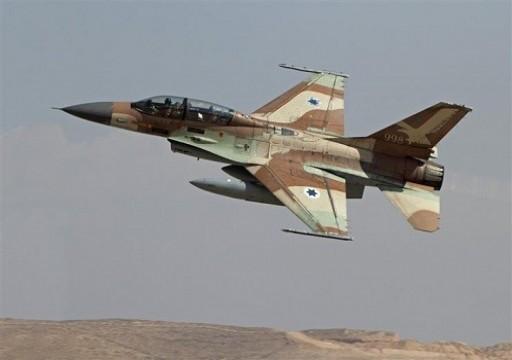 الاحتلال الإسرائيلي يقصف مواقع للمقاومة في غزة
