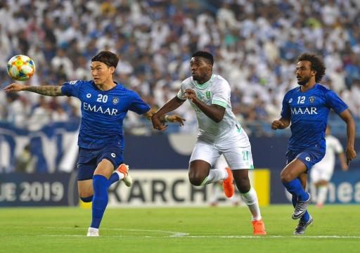الهلال السعودي يتفادى المفاجآت ويعبر إلى دور الـ 8 بدوري لأبطال آسيا