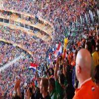 مصرف روسي: مشجعو كأس العالم أنفقوا 1.5 مليار دولار خلال المونديال