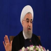 روحاني يدعو لمنع السلاح عن السعودية حماية لليمن