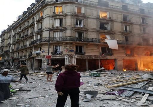 فرنسا.. مصرع شخصين جراء انفجار في مخبز وسط باريس