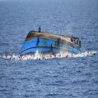 مصرع 19 مهاجرا بعد غرق قاربهم قبالة السواحل التركية