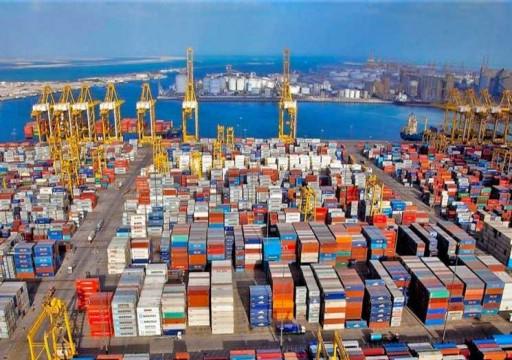 موانئ دبي: 3.7% نمواً في أحجام مناولة الحاويات خلال 9 أشهر