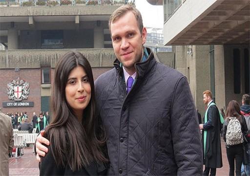 زوجة المعتقل البريطاني: المحكمة الاتحادية تؤجل النظر في قضية ماثيو إلى 21 نوفمبر