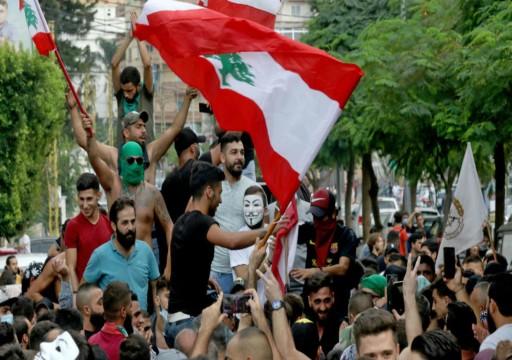 لبنان.. الحكومة الجديدة تفوز بثقة البرلمان رغم احتجاجات بيروت