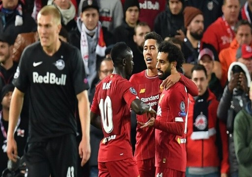ليفربول الإنجليزي ينجو من الفخ النمساوي في أبطال أوروبا