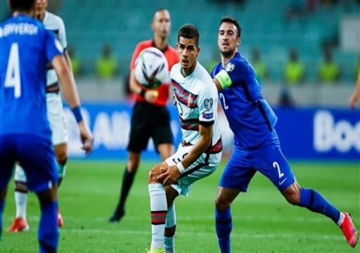 فوز البرتغال وأستراليا على حساب أذربيجان وفيتنام في تصفيات المونديال