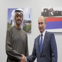 وثائق مسربة تزعم تمويل أبوظبي للتدخل العسكري الروسي بسوريا