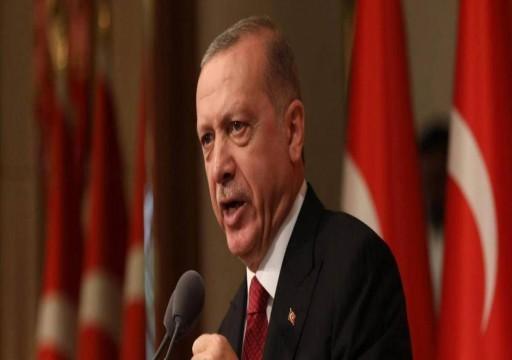 أردوغان: التوصل إلى حل سياسي للأزمة السورية بات قريباً