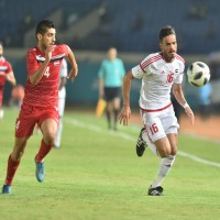 الأبيض يخسر أمام سوريا في بطولة الألعاب الآسيوية