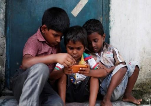 الصحة العالمية توصي بألا يقضي الأطفال الصغار أكثر من ساعة أمام الشاشات يومياً