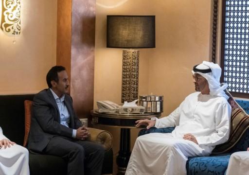 مصادر يمنية: أبوظبي دعت الرياض لرفع العقوبات عن نجل صالح