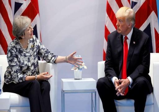 بعد التسريبات الأخيرة.. ترامب: السفير البريطاني ليس محبوبًا ولن نتعامل معه