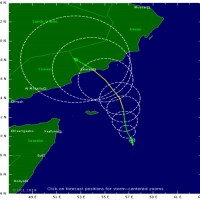 الأرصاد يتابع عاصفة مدارية قوية في الخليج العربي