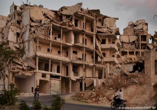 سوريا.. تصاعد وتيرة القصف الجوي على مناطق المعارضة في إدلب
