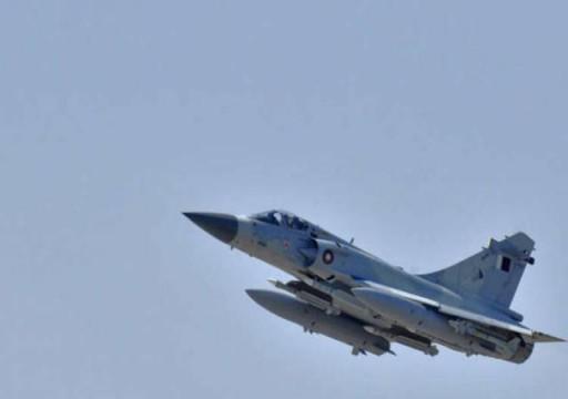 الدفاع القطرية: تصادم طائرتين عسكريتين ونجاة الطيارين