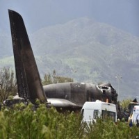 مصرع 17 شخصاً في تحطم طائرة عسكرية إثيوبية شرقي البلاد