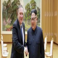 بومبيو يلتقي زعيم كوريا الشمالية الأحد