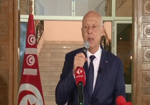 الرئيس التونسي قيس سعيّد يعلن استمرار التدابير الاستثنائية
