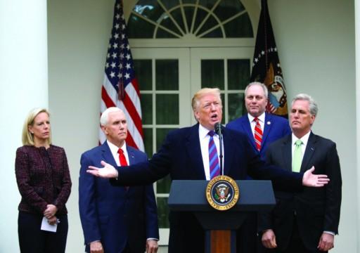 مجلس النواب الأميركي يبدأ مرحلة جديدة من المعارضة لترامب
