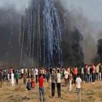 استشهاد طفل فلسطيني وإصابة آخرين في مواجهات مع الاحتلال شرق قطاع غزة