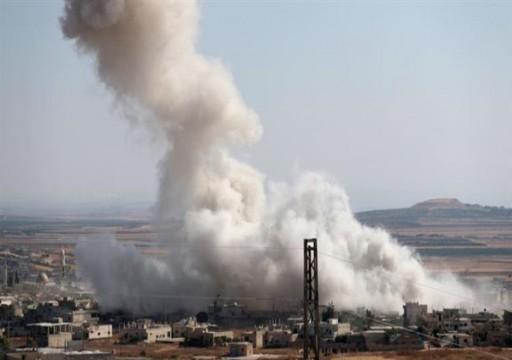 الجيش السوري يتقدم نحو مدينة خان شيخون الاستراتيجية