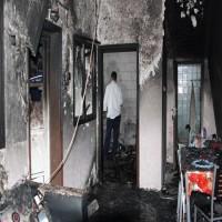 وفاة مواطن وإصابة 9 من أفراد الأسرة بحريق منزل في الفجيرة