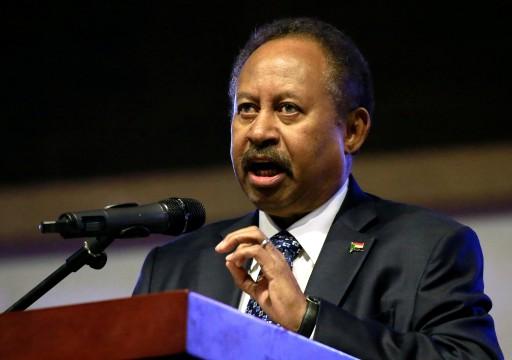 """انقلاب السودان.. مكتب حمدوك يؤكد """"إعادته"""" لمقر إقامته بالخرطوم"""