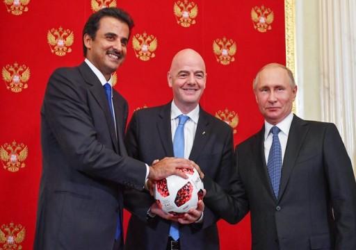 عُمان والكويت قد تشاركان قطر باستضافة كأس العالم إذا توسّع