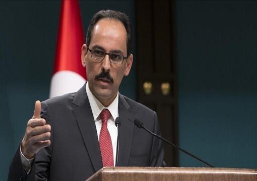 المتحدث باسم أردوغان يوجه انتقادات لاذعة لزعماء قمة شرم الشيخ