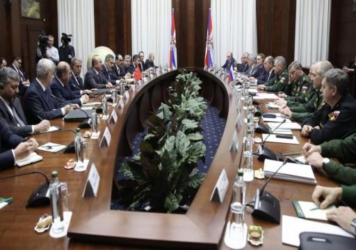 اتفاق تركي روسي على التنسيق العسكري بسوريا