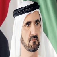محمد بن راشد يغادر إلى السعودية لترؤس وفد الدولة في القمة العربية الـ29