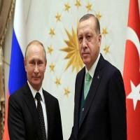 بوتين وأردوغان يجريان محادثات حول إدلب