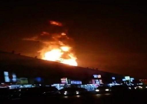 """التحالف يعلن إحباط """"هجوم عدائي"""" على مطار أبها السعودي وإصابة 4"""
