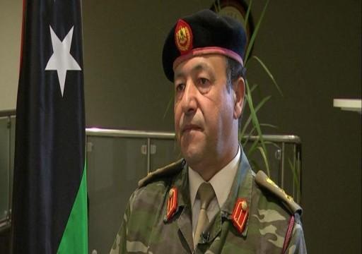 قيادي ليبي: حفتر يهاجم طرابلس بسلاح إماراتي