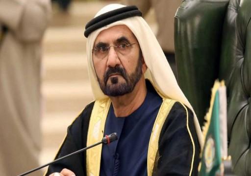 محمد بن راشد: نبحث عن رائد للمهمة الإماراتية الثانية في الفضاء