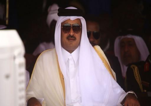 أمير قطر يعبر عن دعمه لاستقرار السودان في اجتماع مع البشير