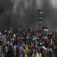 قطر تدعو لتحرك دولي عاجل يوقف القتل الوحشي بغزة