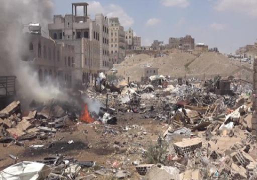 واشنطن بوست: إدارة ترامب شريك بالجريمة لدعمها السعودية باليمن