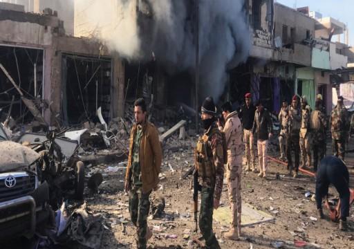 أستراليا تقر بقتل مدنيين في ضربة على الموصل قبل عامين