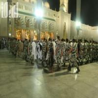 السعودية تشكل قوة تدخل سريع من أجل المسجد النبوي في رمضان