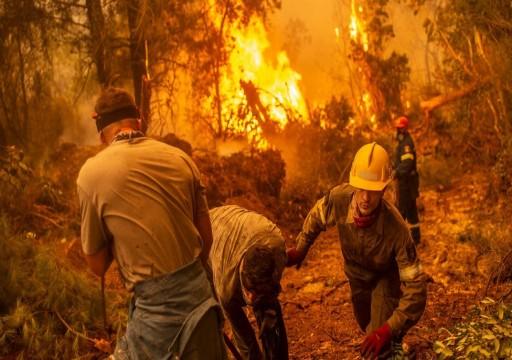 دراسة تكشف وجود علاقة بين حرائق الغابات ووفيات كورونا