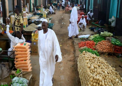 """السودان يتلقى 857 مليون دولار من """"النقد الدولي"""" لدعم تعافي الاقتصاد"""