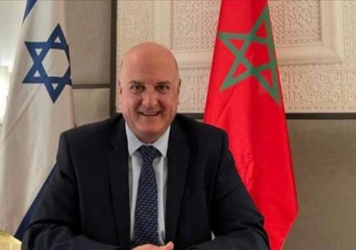 الاحتلال يعين سفيرا له لدى المغرب