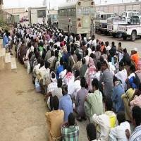 الأمم المتحدة تتهم السعودية بطرد اليمنيين لمناطق الحرب
